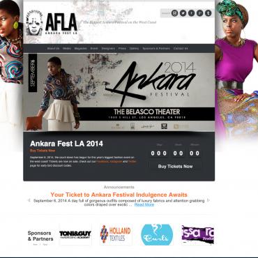 Ankara Festival LA 2014